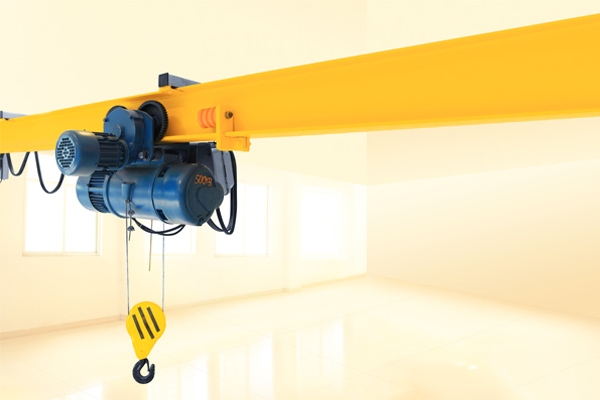Suspension-crane