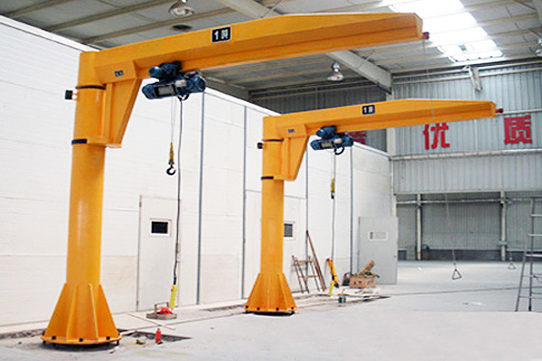 Fixed-Column-Jib-Crane
