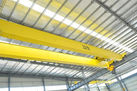 Double Girder Explosion-Proof Bridge Crane