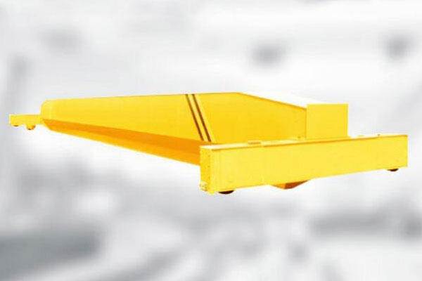 Manual Single Girder Bridge Crane