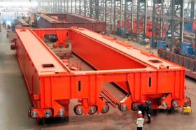 Weihua Large Bridge Crane Cases