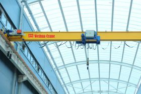 Chinese Single Girder Bridge Crane