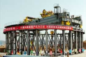 Cranes for Nuclear Power Plant