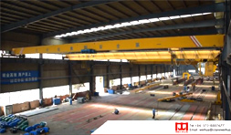 Bridge Crane for Steel Plate