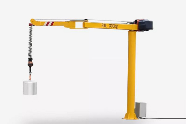 Smart Knuckle Jib Crane