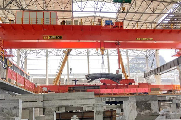 Bridge Crane for Aluminum Plant