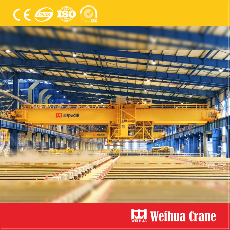 Electrolytic Copper Crane