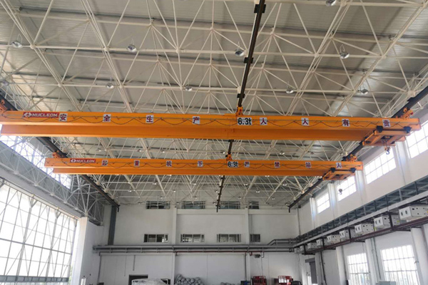 Large Span Suspension Crane