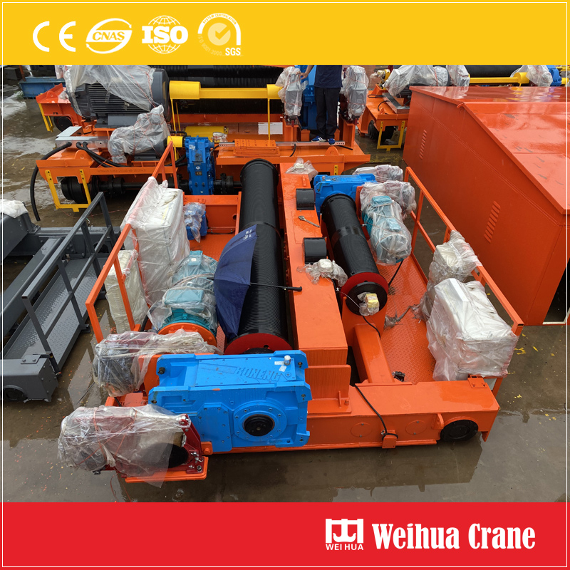 Electric Open Winch
