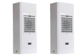Industrial AC Unit for Electric Room
