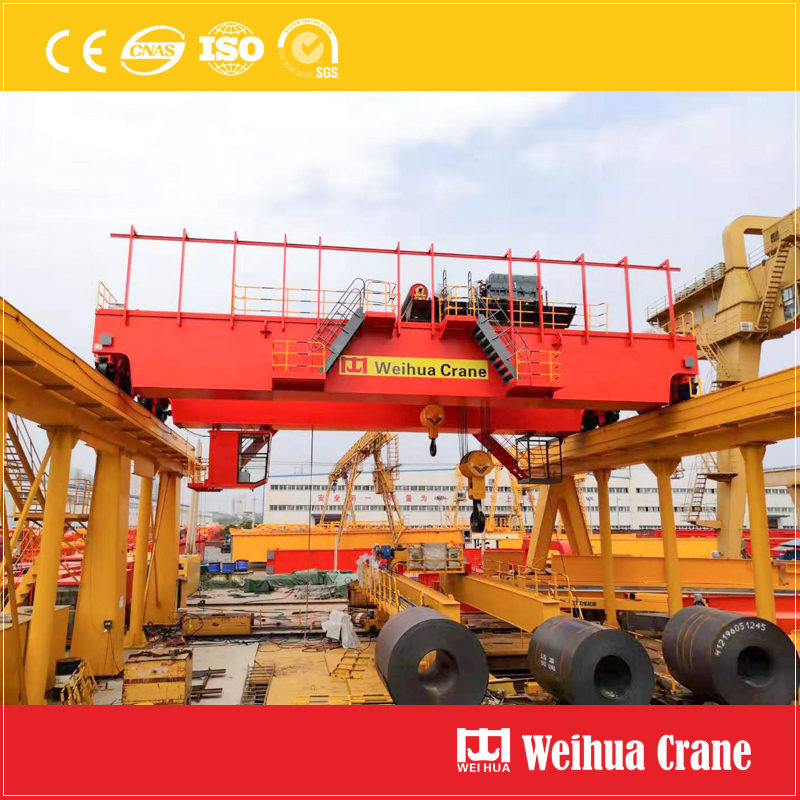 160t-bridge-crane-test