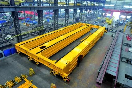 250t-crane-bridge-assembly