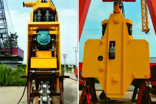 250t-forging-crane-upender-test