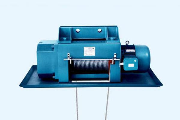 Anti-high-temperature-metallurgical-hoist