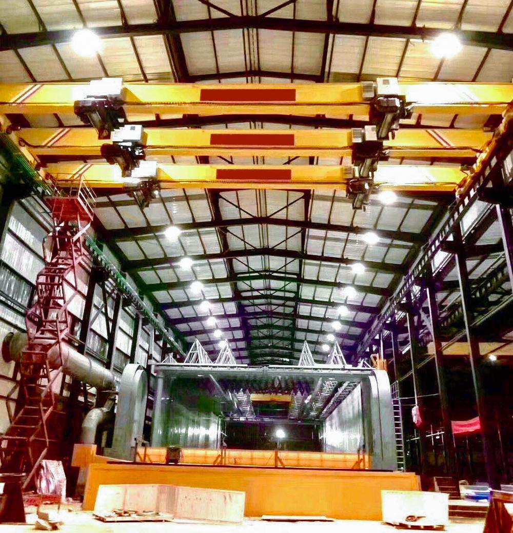 Bridge-crane-for-Hot_Galvanizing