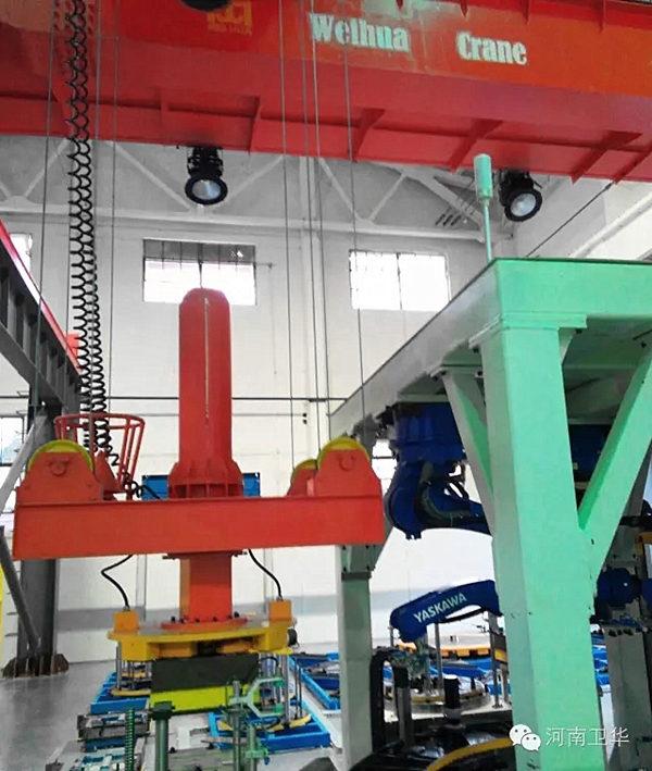 CNC-magnechuck-crane