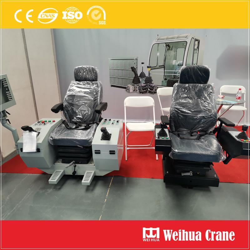 Crane-cabin-Seat-Console