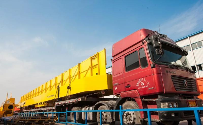 EOT-crane-delivery