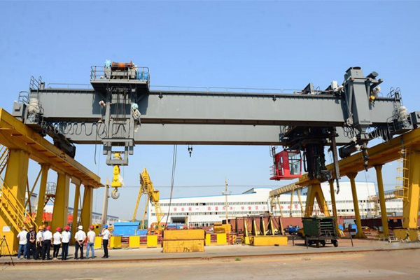 Electrolytic-Aluminum-Bridge-Crane