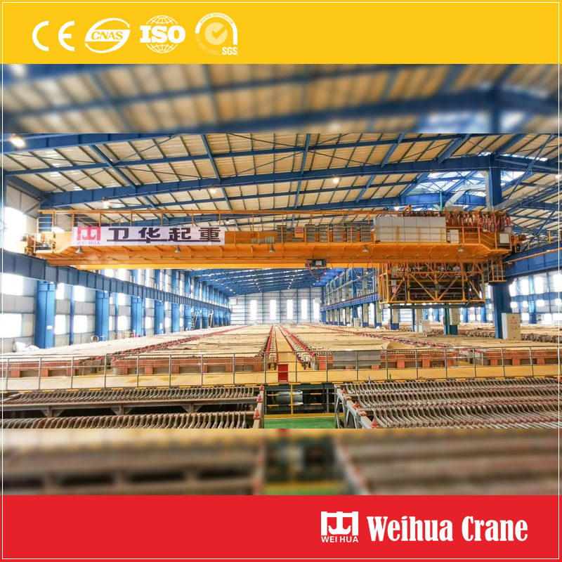 Electrolytic-Copper-bridge-Cranes