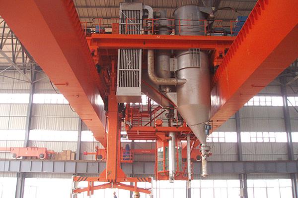 Electrolytic-aluminum-bridge-cranes