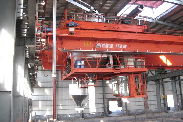 Electrolytic-aluminum-crane