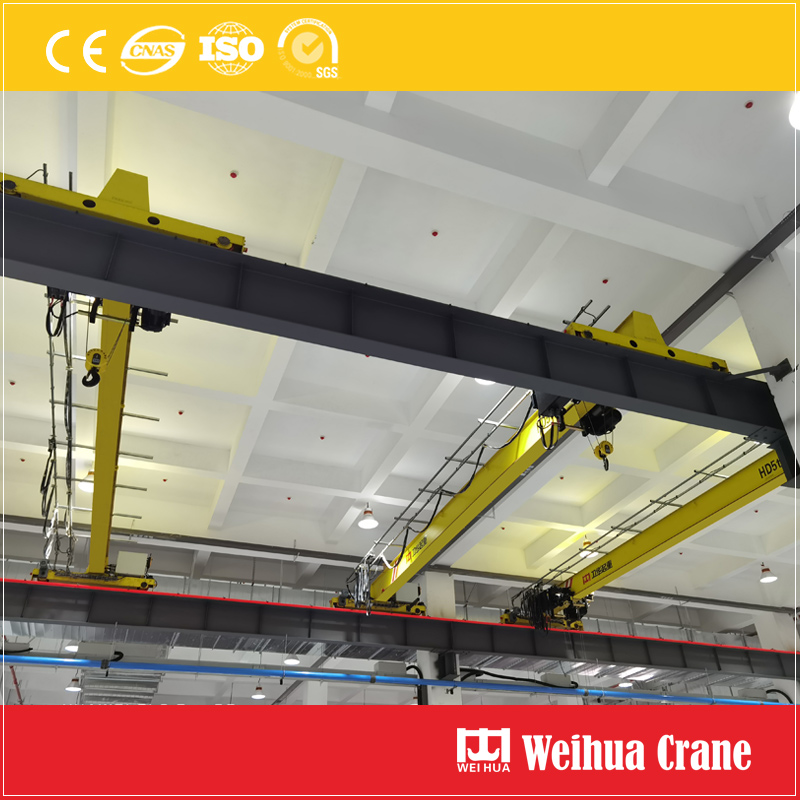 HD5T-hoist-single-girder-crane