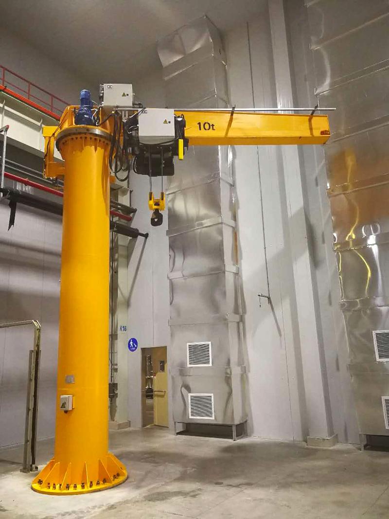 Large-capacity-10-tone-Jib-crane