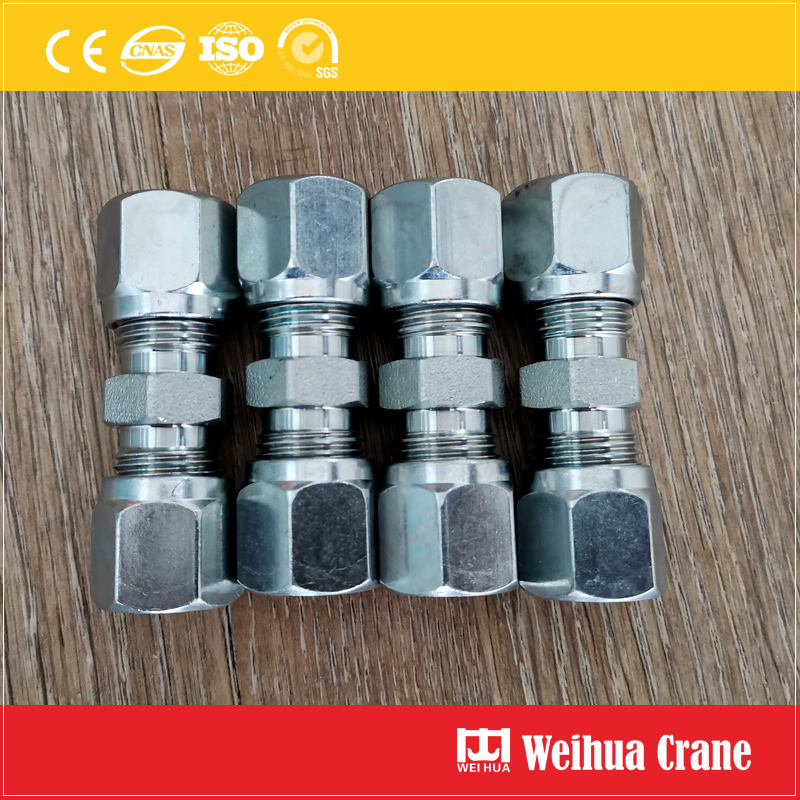 Lubricating-oil-pipe-fittings
