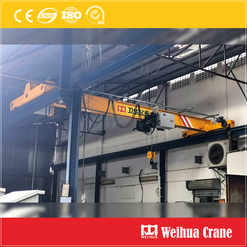Single-girder-European-standard-crane