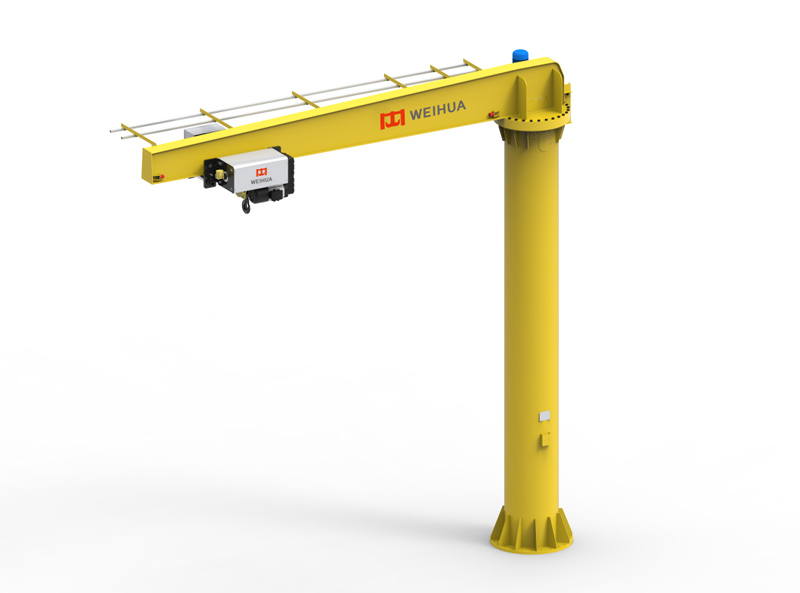 brand-new-jib-crane-with-NR-hoist