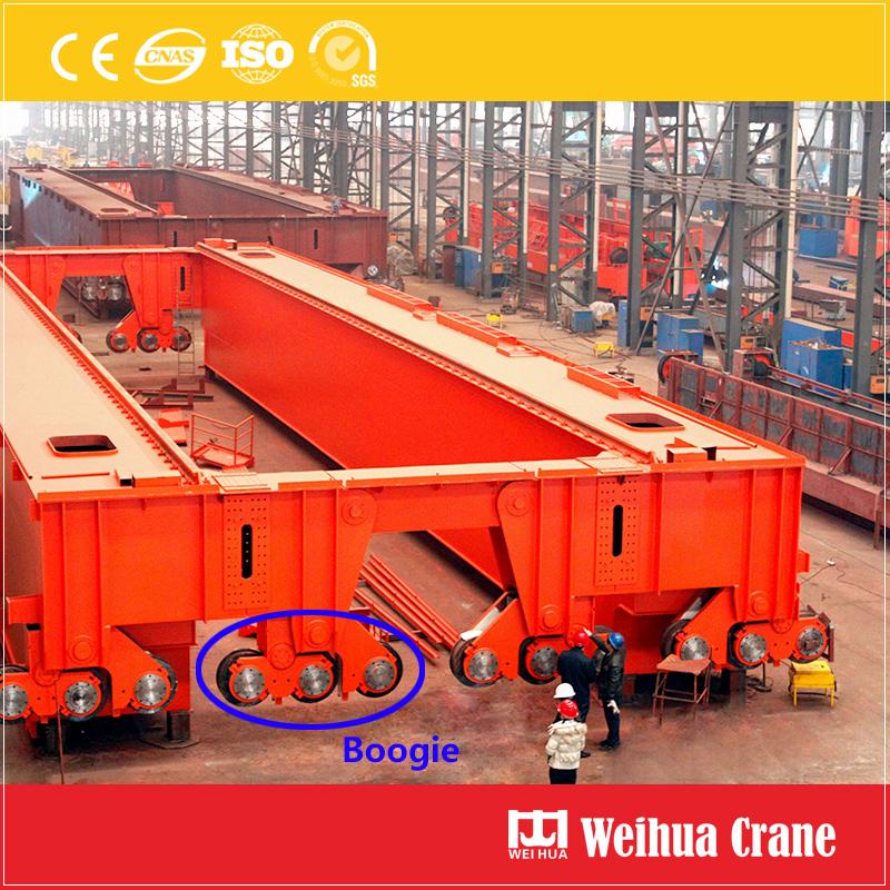bridge-crane-balanced-wheel-set