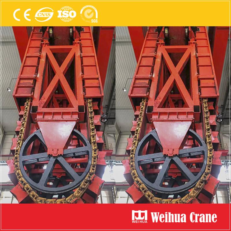 bridge-crane-chain-bucket