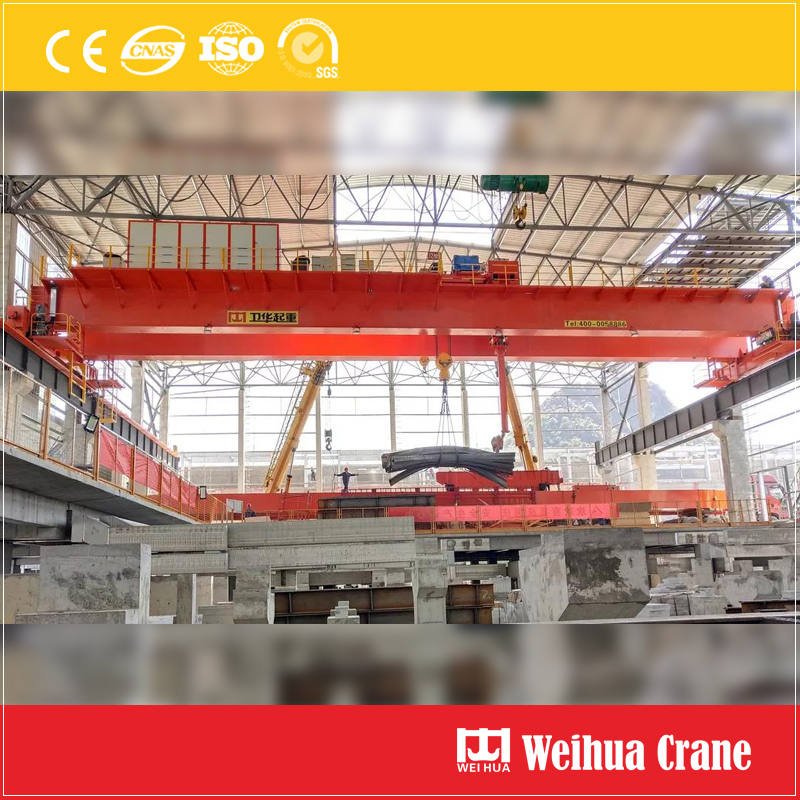 bridge-crane-for-aluminum-plant
