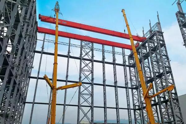 bridge-crane-power-company-installation
