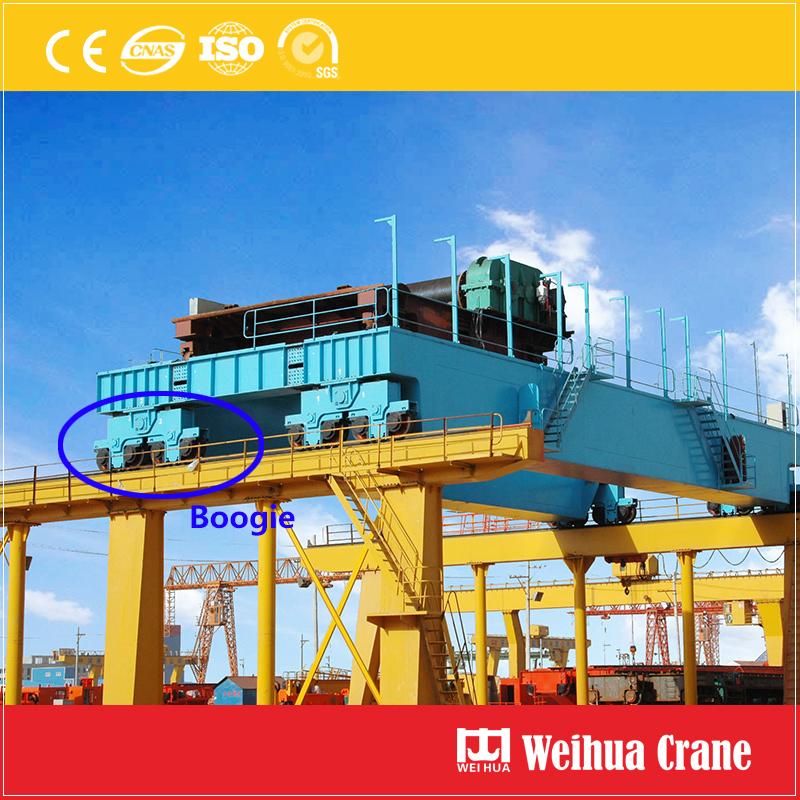 bridge-crane-wheel-set