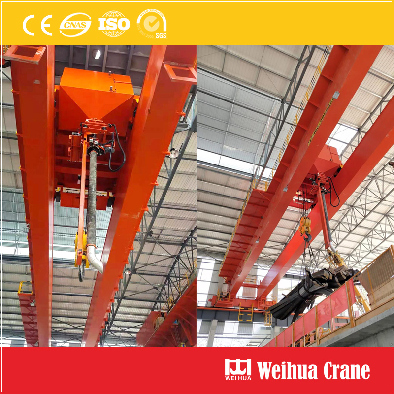 bridge-cranes-for-aluminum-plant