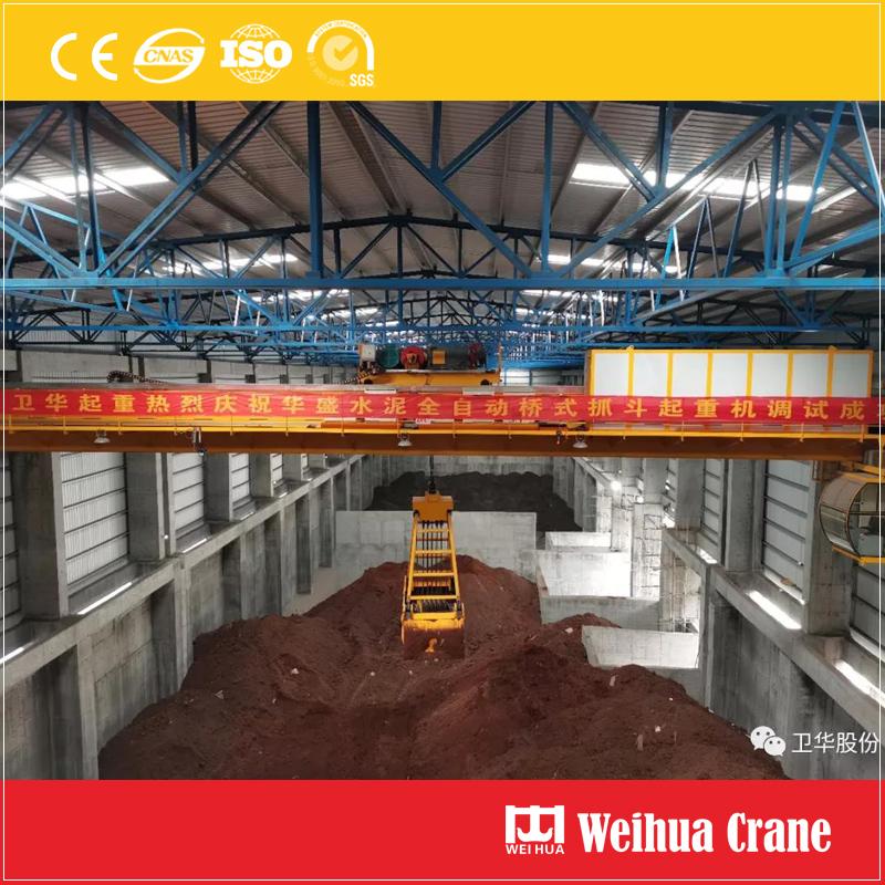 cement-handling-grab-crane