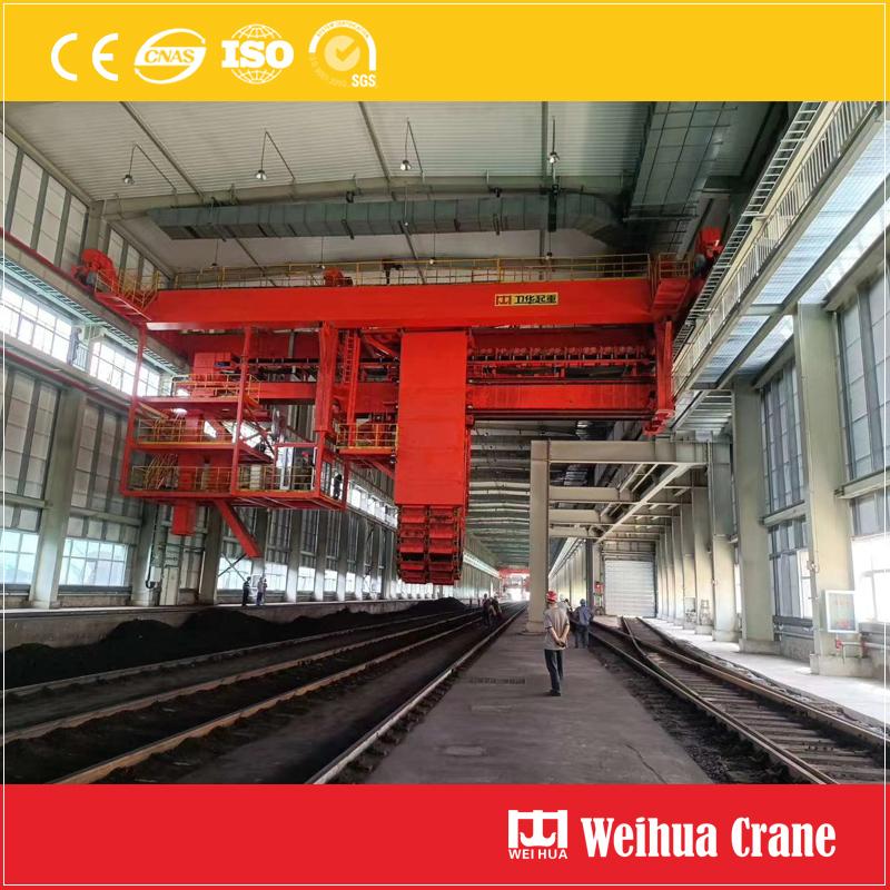 coal-handling-crane