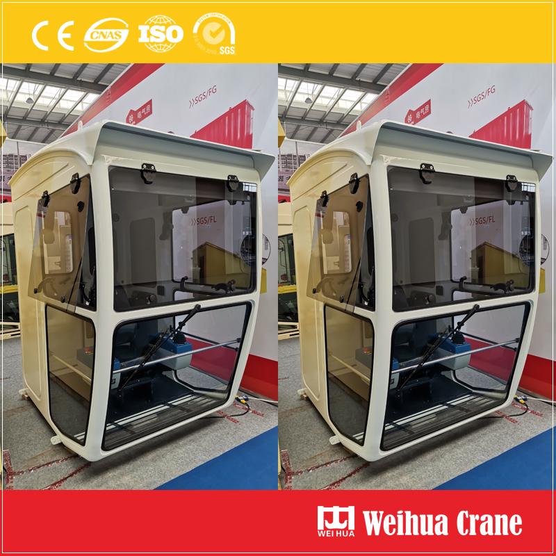 crane-cabin