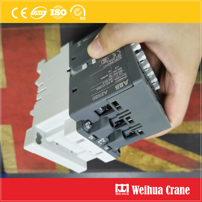 crane-electric-contactor