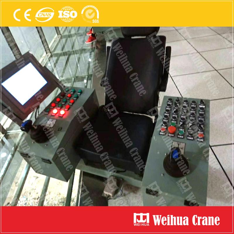 crane-operating-console