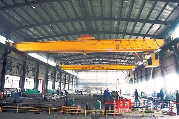 double-girder-bridge-crane-hoist1