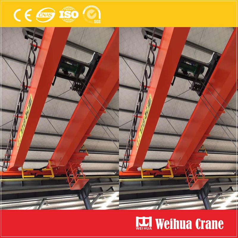 double-girder-bridge-crane-with-electric-hoist
