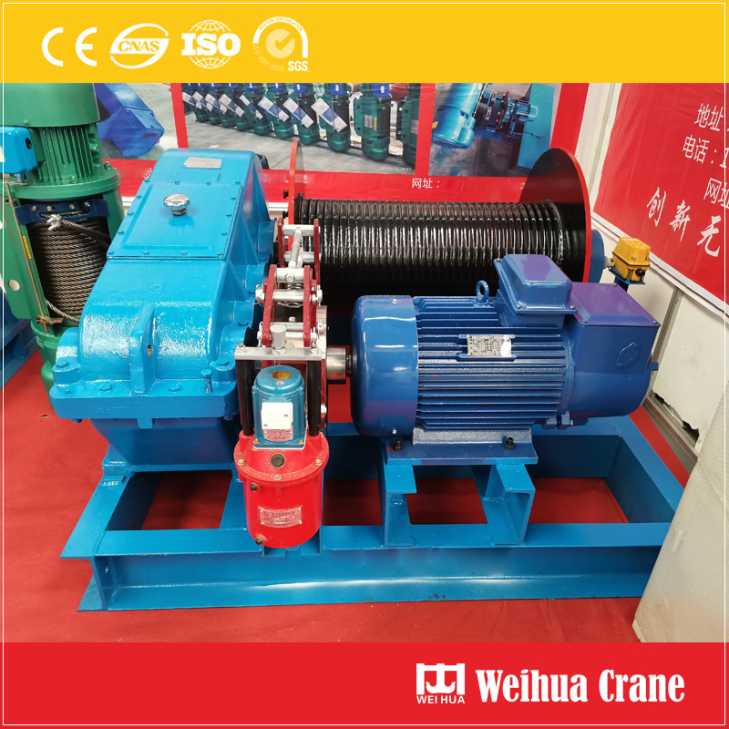 electric-crane-winch