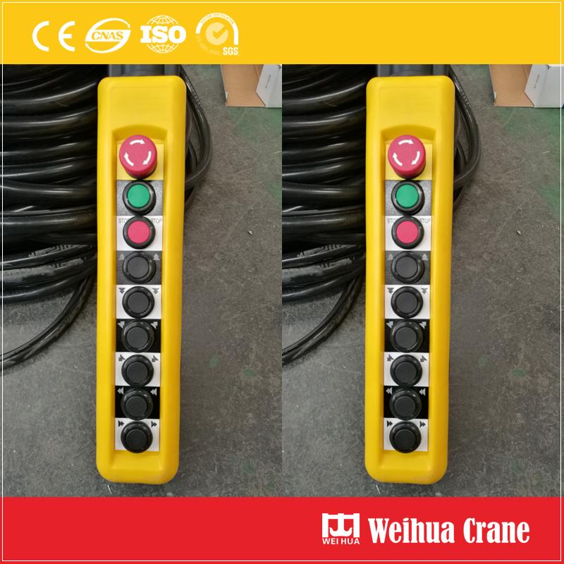 electric-hoist-pendant-control