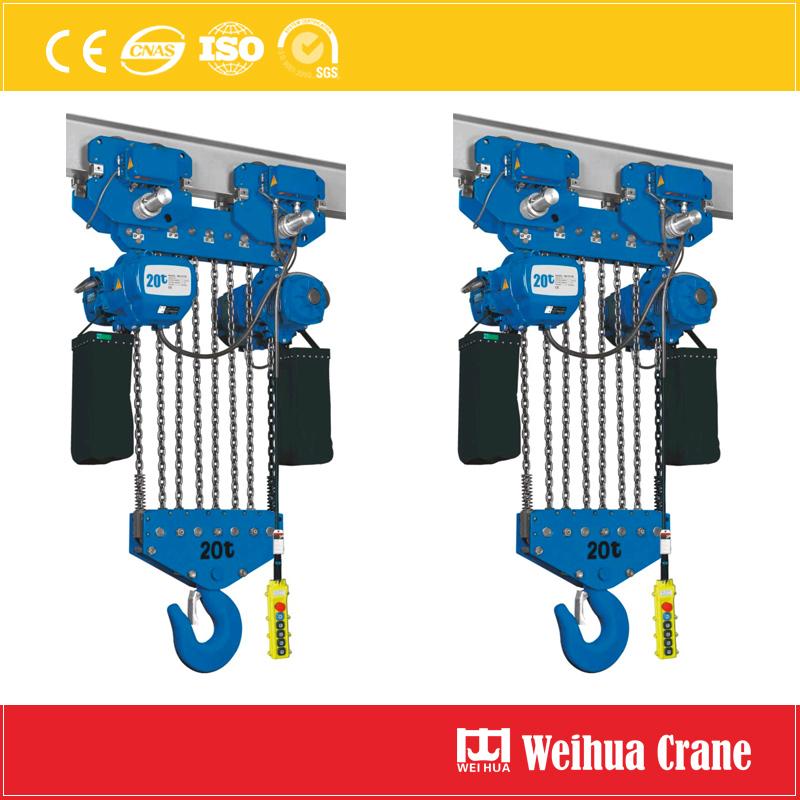 large-capacity-chain-hoist