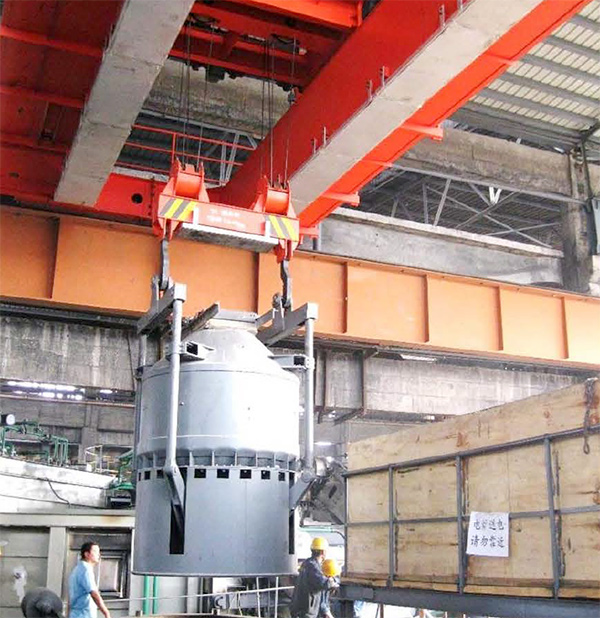 material-loading-crane