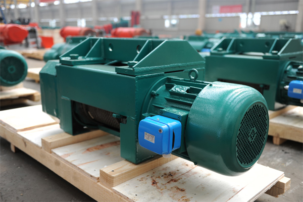 metallurgical-anti-heating-hoist