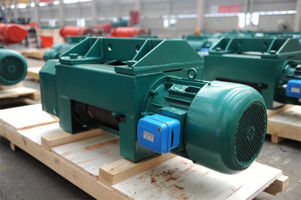 metallurgical-anti-heating-hoist